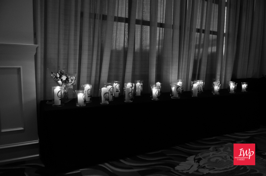 Candles photographed by IWP Photography & Video
