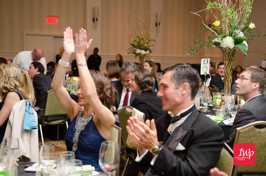 Exciting times for the Helene Foundation Gala photographed by IWP Photography & Video
