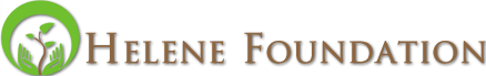 Logo for the Helene Foundation
